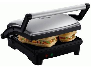 RUSSELL HOBBS Kontaktgrill Cook at Home 3 in 1 silber