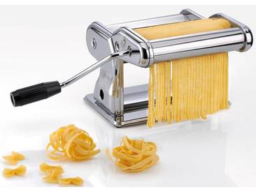 GEFU Nudelmaschine »Pasta Perefetta Brillante«, silber, rutschfest, ,