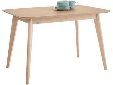 GMK Home & Living Esstisch », im modernen, skandinavischen Design, in verschiedenen Größen und Farben« beige, eckig, 120/80/75, FSC®-zertifiziert, Guido Maria Kretschmer Home&Living