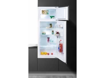 BEKO vollintegrierbare Einbau-Kühl-/Gefrierkombination BDSA250K3S, weiß, Energieeffizienzklasse: A++