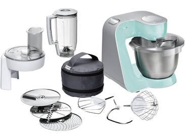 BOSCH Küchenmaschine »CreationLine MUM58020« grün