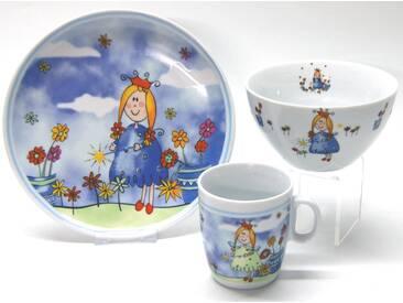 Kindergeschirr-Set Prinzessin , bunt, spülmaschinengeeignet, Retsch Arzberg