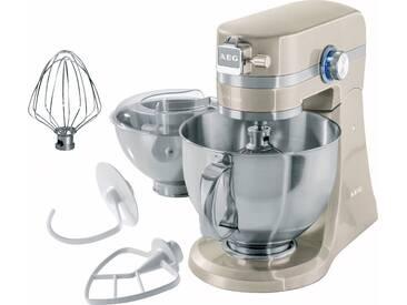 Küchenmaschine UltraMix KM4620, gold, AEG