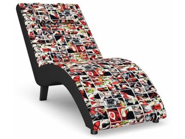 Relax-Liege , bunt, 63cm, »build-a-chair Nova«, Max Winzer®