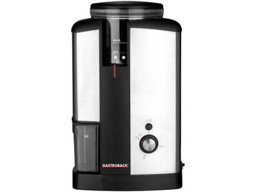 Kaffeemühle Advanced 42602 silber, Gastroback