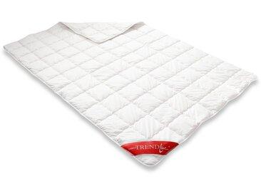 Matratzenauflage »Unterbett Clean Cotton«, weiß, Hausstauballergiker, , , Badenia Trendline