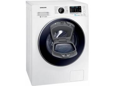 Waschmaschine WW5500 WW80K52A0VW/EG AddWash weiß, Energieeffizienzklasse: A+++, Samsung