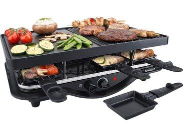 Raclette-Grill RC 28, schwarz, Steba