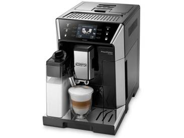 Kaffeevollautomat PrimaDonna Class ECAM 556.55.SB, schwarz, DeLonghi