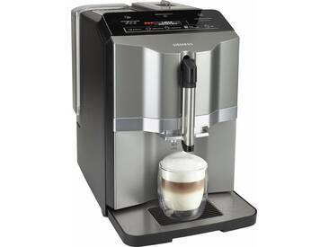 SIEMENS Kaffeevollautomat EQ.3 s300 TI303503DE, silber
