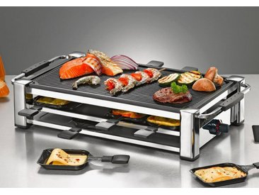 Raclette-Grill Fashion RCC 1500, silber, Rommelsbacher