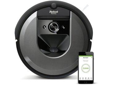 Staubsaugroboter Roomba i7+ , grau, iRobot