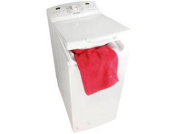 Waschmaschine Toplader PWT 4626Z, Fassungsvermögen: 6 kg, weiß, Energieeffizienzklasse: A+++, Privileg