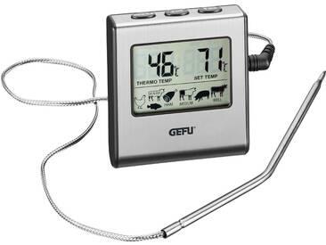 GEFU Digitales Bratenthermometer , silber, »TEMPERE«