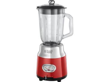 RUSSELL HOBBS Standmixer Ribbon Red 25190-56, rot