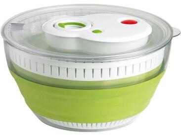 Salatschleuder , Kunststoff, Ø 29 cm, Inhalt 4,5 Liter »Turboline«, grün, Ø29 cm, Emsa