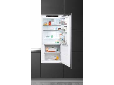 integrierbarer Einbau-Kühlschrank SANTO SKE81226ZF, A++, 122,5 cm hoch, Energieeffizienz: A++, weiß, Energieeffizienzklasse: A++, AEG