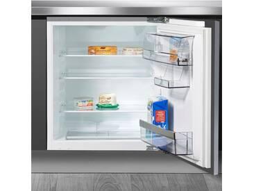 integrierbarer Einbaukühlschrank Santo SKB58221AF, Energieklasse A++, 81,5 cm hoch weiß, Energieeffizienzklasse: A++, AEG
