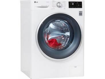 Waschmaschine F14WM7TS1, Fassungsvermögen: 7 kg, weiß, Energieeffizienzklasse: A+++, LG