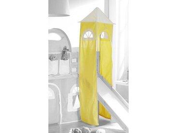Bettturm, gelb, / 45cm, Öko-Tex-Zertifikat, , , Ticaa