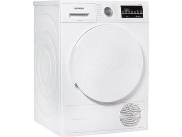 SIEMENS Wärmepumpentrockner IQ500 WT45W4ECO, weiß, Energieeffizienzklasse: A+++