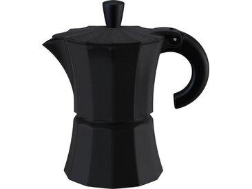 Kaffeebereiter Morosina, schwarz, Tassenanzahl: 3, gnali & zani