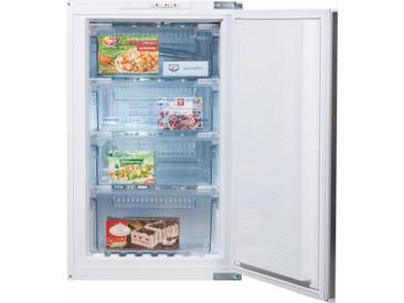 Einbaugefrierschrank, weiß, Energieeffizienzklasse: A+, Constructa