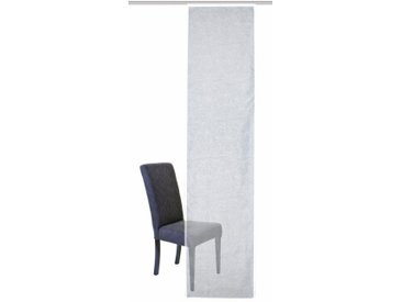 HOME WOHNIDEEN Schiebevorhang »ILANZ«, weiß, H/B: 245/57cm
