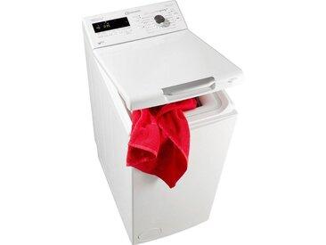 BAUKNECHT Waschmaschine Toplader WMT EcoStar 6Z BW, Fassungsvermögen: 6 kg, weiß, Energieeffizienzklasse: A+++