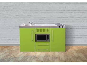 Metall-Miniküche MPM 150, grün, Stengel
