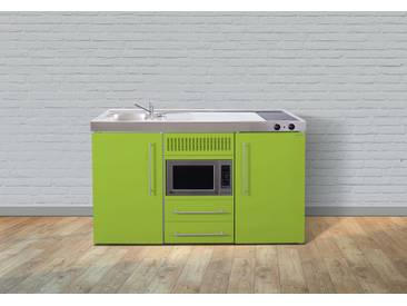 Metall-Miniküche MPM 150 grün, Energieeffizienzklasse: A, Stengel