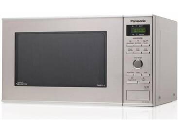 Mikrowelle NN-GD37HSGTG, silber, Panasonic