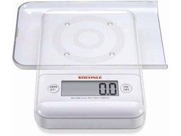 Feinwaage , weiß, 18,5 x 11,9 cm, »Ultra 2.0«, Soehnle