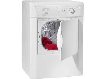 BEKO Ablufttrockner DV 7110, weiß, Energieeffizienzklasse: C