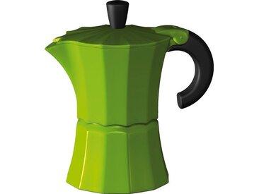 Kaffeebereiter Morosina, grün, Tassenanzahl: 3, gnali & zani