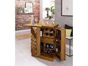 Home affaire Hausbar/ Barschrank , beige, FSC-Zertifikat, »Natalie«, , , FSC®-zertifiziert