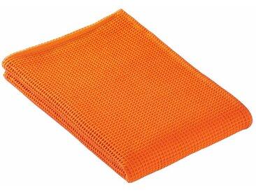Vossen Sauna-Tuch »Rom«, orange, 1x 80x220cm