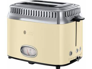 RUSSELL HOBBS Toaster beige, »21682-56«