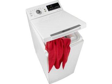 BAUKNECHT Waschmaschine Toplader WAT Prime 652 PS, Fassungsvermögen: 6 kg, weiß, Energieeffizienzklasse: A+++