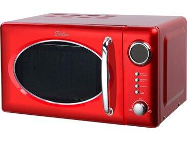 Mikrowellen-Gerät SRM-20.5G, rot, SALCO
