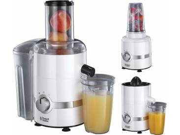 RUSSELL HOBBS Entsafter Smoothie Maker 22700-56, weiß