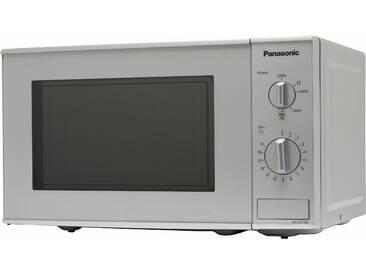 Mikrowelle NN-E221MMEPG, silber, Panasonic