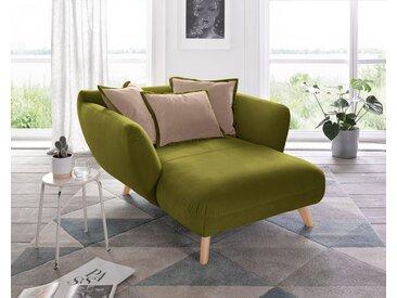 Loveseat , grün, »Mathilde«, andas