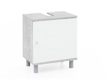Waschbecken-Unterschrank , weiß, »Carli«, WELLTIME