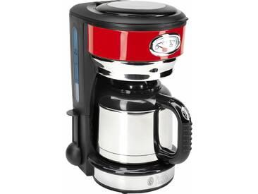 RUSSELL HOBBS Filterkaffeemaschine Retro 21710-56 rot