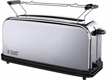 RUSSELL HOBBS Chester Langschlitz-Toaster 23510-56 silber