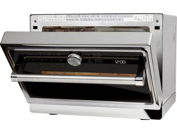 Mikrowelle KMQFX 33910, silber, KitchenAid