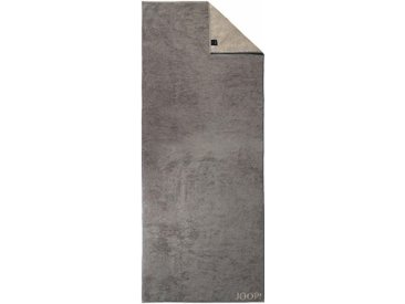 Sauna-Tuch »Doubleface«, braun, 1x 80x200cm, Joop!