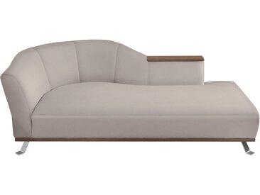 Chaiselongue , braun, 119cm, Recamiere rechts, »Tivoli«, ADA premium
