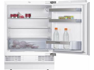 SIEMENS integrierter Unterbau-Kühlschrank KU15RSX60, weiß, Energieeffizienzklasse: A++